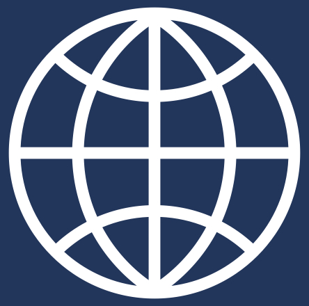 World Globe Logo